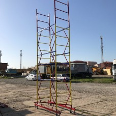 Вышка-тура (0,7м х 1,6м), Высота 5,1м