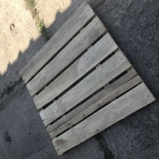 Настил деревянный 1х1м