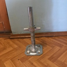 Винтовая опорная пята 0,35 м (универсальная)
