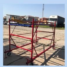 Базовый блок (с колесами) (1,2м х 2,0м)