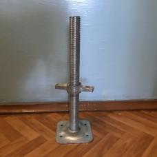 Винтовая опорная пята  0.45 - 0,5 м (универсальная)