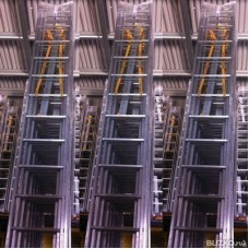 Лестница приставная 10 ступеней ПРОФИ