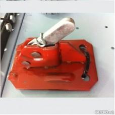 Зажим пружинный усиленный с ребром жесткости