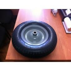 Колесо для тачки пневмо 325мм с мет. диском ось 20мм