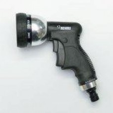 Разбрызгивател в виде пистолета алюминий Rehau ПРЕМИУМ (на подложке)