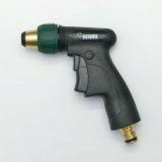 Разбрызгиватель в виде пистолета латунь Rehau ПРЕМИУМ (на подложке)