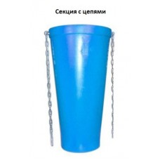 Секция мусоропровода