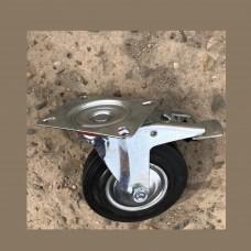 Колесо с тормозом 160 мм